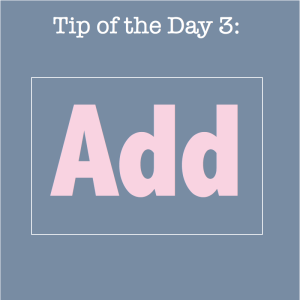 Tips of the Day.003
