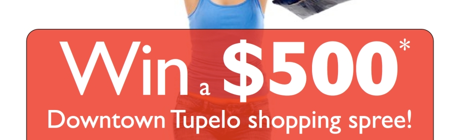 How Tupelo, MS Put Their Town Online With $1,000 Main and Me Downtown Shopping SpreeContest