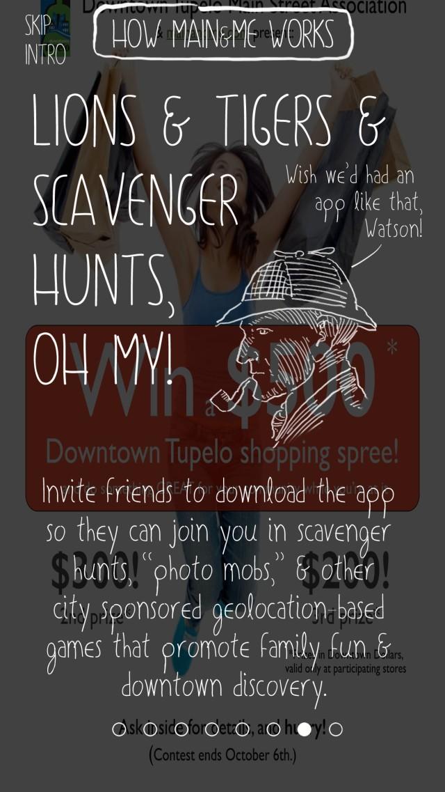 7-Scavenger hunts